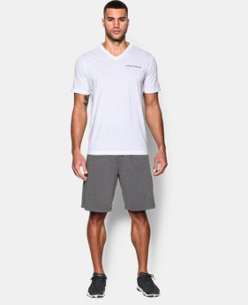 New Arrival Men's Charged Cotton® V-Neck  7 Colors $24.99