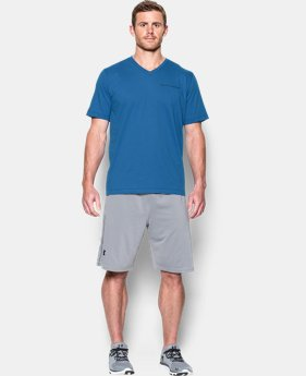 Men's Charged Cotton® V-Neck  1 Color $18.99