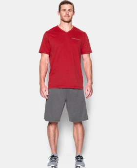 Men's Charged Cotton® V-Neck  1 Color $17.24 to $22.99