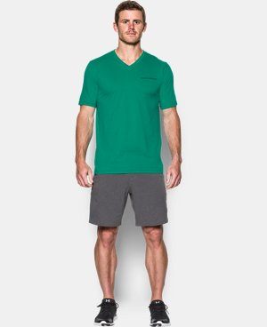 New Arrival Men's Charged Cotton® V-Neck  1 Color $24.99