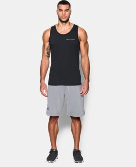 New Arrival Men's Charged Cotton® Tank  1 Color $24.99