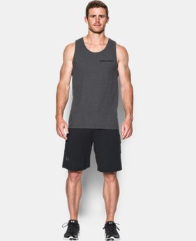 New Arrival Men's Charged Cotton® Tank  4 Colors $24.99