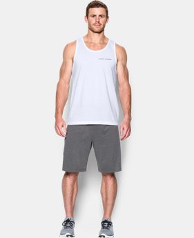 Men's Charged Cotton® Tank  4 Colors $22.99
