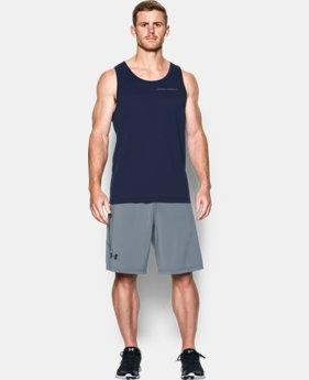 New Arrival Men's Charged Cotton® Tank  2 Colors $24.99