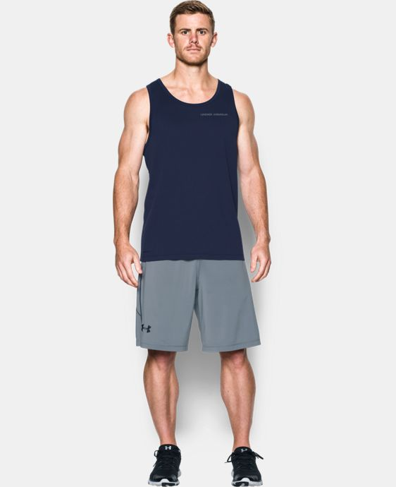Men's Charged Cotton® Tank LIMITED TIME: FREE U.S. SHIPPING 3 Colors $14.24 to $18.99
