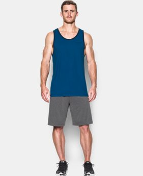 New Arrival Men's Charged Cotton® Tank LIMITED TIME: FREE SHIPPING  $24.99