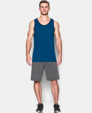 Men's Charged Cotton® Tank LIMITED TIME: FREE U.S. SHIPPING  $14.24 to $18.99