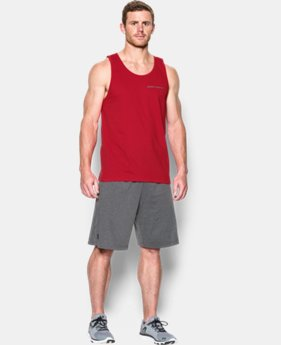 Men's Charged Cotton® Tank  1 Color $22.99 to $29.99
