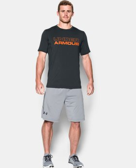Men's UA Raid Graphic Short Sleeve LIMITED TIME OFFER 1 Color $24.49