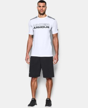 Men's UA Raid Graphic Short Sleeve