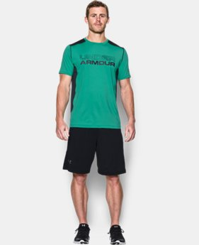Men's UA Raid Graphic Short Sleeve LIMITED TIME: FREE U.S. SHIPPING 2 Colors $20.24