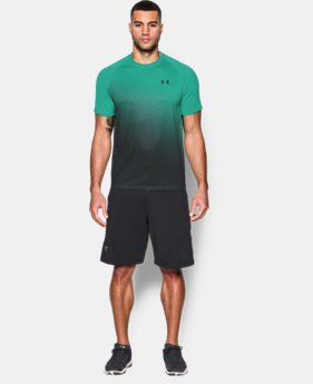 New Arrival Men's UA Tech™ Graphic T-Shirt   $29.99