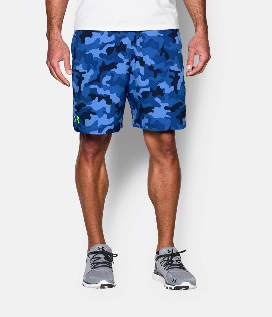 Men's UA HIIT Camo Shorts | Under Armour US