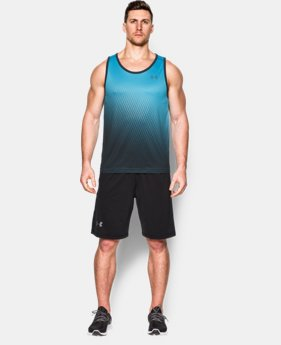 New Arrival Men's UA Tech™ Printed Tank LIMITED TIME: FREE SHIPPING 1 Color $27.99