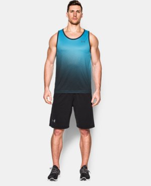 New Arrival Men's UA Tech™ Printed Tank   $27.99