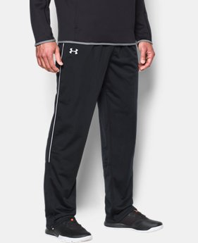 Men's UA Rival Knit Warm-Up Pants  4  Colors Available $44.99