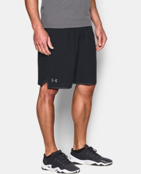 "Men's UA Qualifier 9"" Woven Shorts LIMITED TIME: FREE SHIPPING 4  Colors Available $39.99"