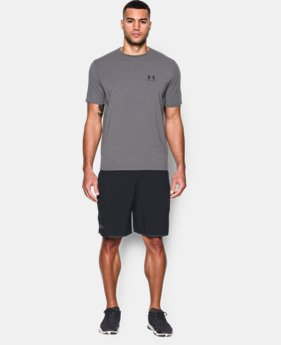 "New Arrival Men's UA Qualifier 9"" Woven Shorts LIMITED TIME: FREE SHIPPING 2 Colors $34.99"
