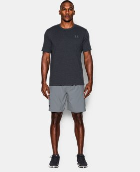 "New Arrival Men's UA Qualifier 9"" Woven Shorts LIMITED TIME: FREE SHIPPING 1 Color $34.99"