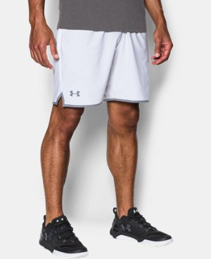 "New Arrival  Men's UA Qualifier 9"" Woven Shorts  5 Colors $39.99"