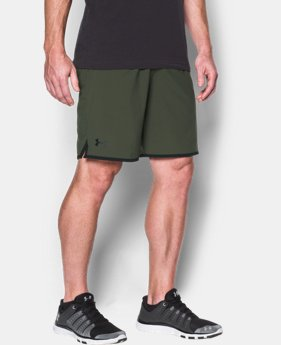 "Men's UA Qualifier 9"" Woven Shorts  1 Color $39.99"