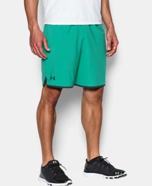 "Men's UA Qualifier 9"" Woven Shorts   $22.49"