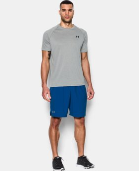 "Men's UA Qualifier 9"" Woven Shorts   $26.99"