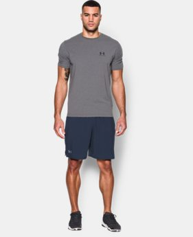 "New Arrival Men's UA Qualifier 9"" Woven Shorts  1 Color $34.99"