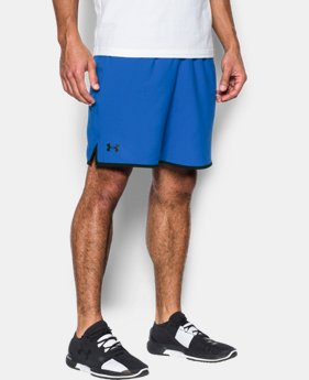 "Men's UA Qualifier 9"" Woven Shorts  1 Color $18.74"