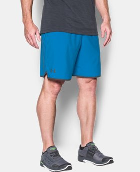 "New Arrival Men's UA Qualifier 9"" Woven Shorts  7 Colors $34.99"