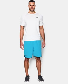 "Men's UA Qualifier 9"" Woven Shorts  1 Color $26.99"