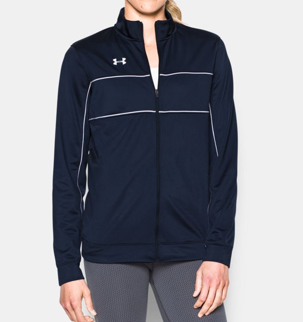 Women s UA Rival Knit Warm-Up Jacket  c5a3ef62c5