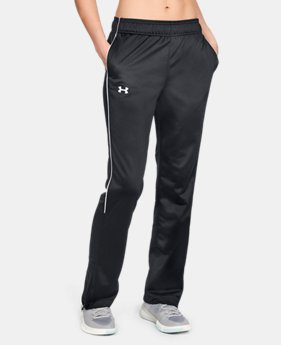Women's UA Rival Knit Warm Up Pants  3  Colors Available $45