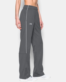 Women's UA Rival Knit Warm Up Pants  5 Colors $44.99