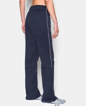 Women's UA Rival Knit Warm Up Pant