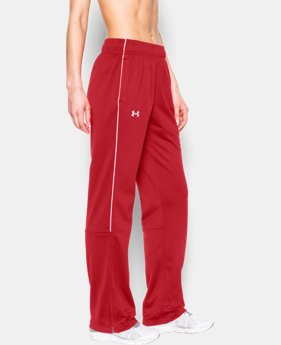 Women's UA Rival Knit Warm Up Pants  1 Color $26.99 to $33.99