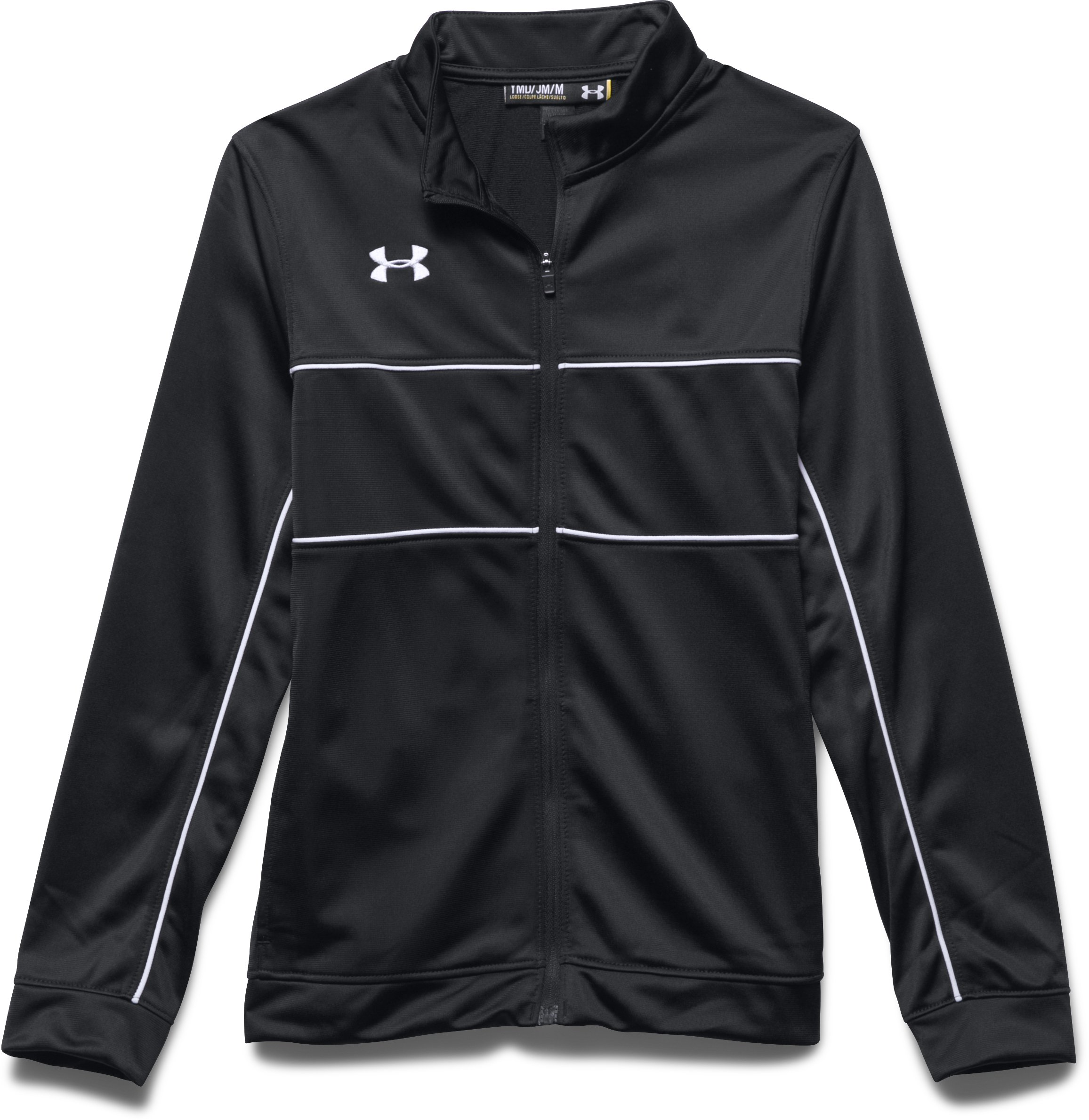 Boys' UA Rival Knit Warm Up Jacket 2 Colors $44.99
