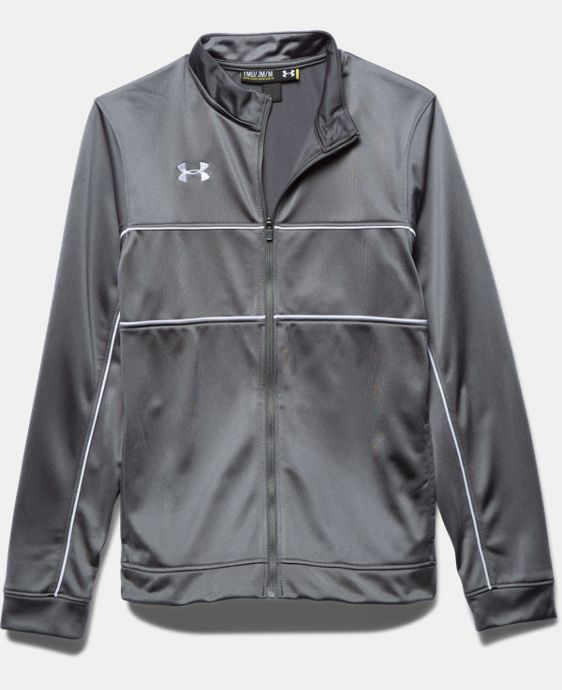 Boys' UA Rival Knit Warm Up Jacket  5 Colors $44.99
