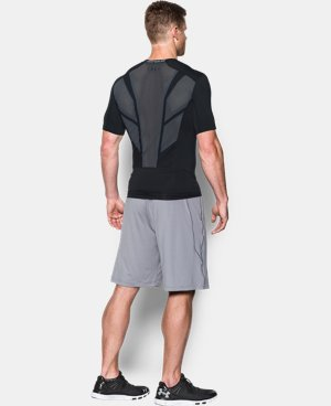 Men's UA HeatGear® Armour CoolSwitch Supervent Short Sleeve Shirt   $28.49 to $37.99