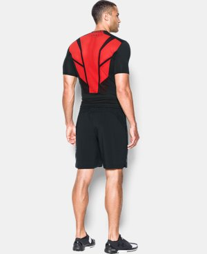 Men's UA HeatGear® Armour CoolSwitch Supervent Short Sleeve Shirt LIMITED TIME: FREE SHIPPING 1 Color $59.99
