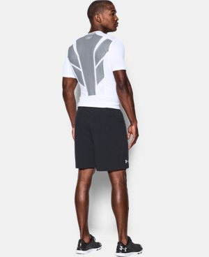 Men's UA HeatGear® Armour CoolSwitch Supervent Short Sleeve Shirt LIMITED TIME: FREE U.S. SHIPPING 1 Color $28.49 to $37.99