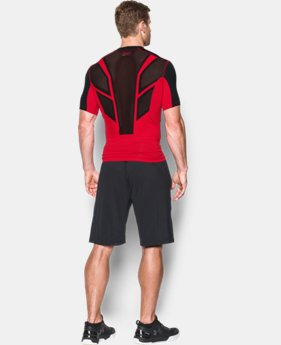 Best Seller Men's UA HeatGear® Armour CoolSwitch Supervent Short Sleeve Shirt  1 Color $49.99
