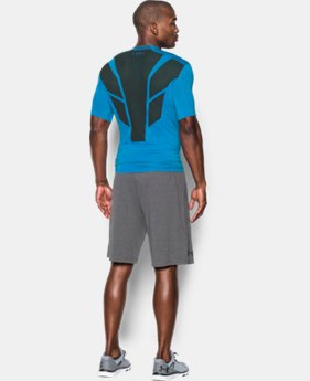 Men's UA HeatGear® Armour CoolSwitch Supervent Short Sleeve Shirt LIMITED TIME: FREE U.S. SHIPPING  $28.49 to $37.99