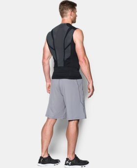 Men's UA HeatGear® Armour CoolSwitch Supervent Sleeveless Shirt LIMITED TIME: FREE U.S. SHIPPING  $37.99