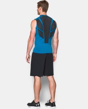 Men's UA HeatGear® Armour CoolSwitch Supervent Sleeveless Shirt  1 Color $29.99 to $37.99