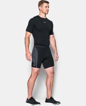 Men's UA HeatGear® Armour CoolSwitch Supervent Shorts LIMITED TIME: FREE SHIPPING 2 Colors $44.99