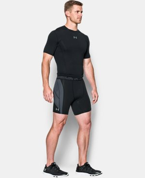 Best Seller Men's UA HeatGear® Armour CoolSwitch Supervent Shorts  2 Colors $44.99