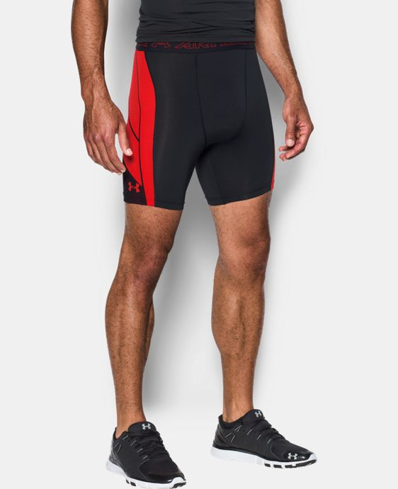 Men's UA HeatGear® Armour CoolSwitch Supervent Shorts  2 Colors $33.99 to $37.99