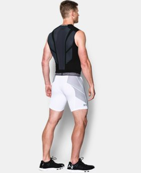 Men's UA HeatGear® Armour CoolSwitch Supervent Shorts