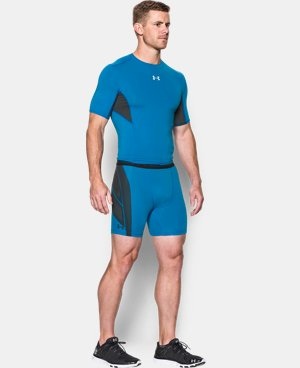 Men's UA HeatGear® Armour CoolSwitch Supervent Shorts LIMITED TIME: FREE U.S. SHIPPING 1 Color $33.99